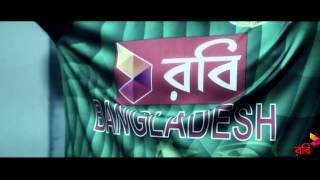 Robi Presents Ad Maker Bangladesh 2015 Colored by Elite Paints Team HIGIAM