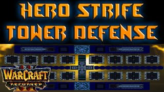 Warcraft 3 | Custom | Hero Strife TD