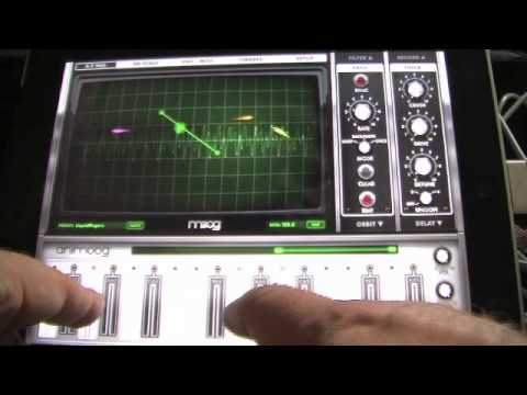 ANIMOOG - MARK JENKINS full review