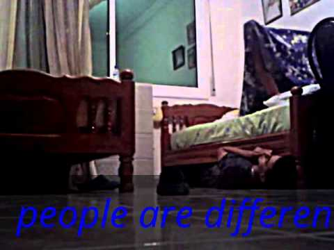 people are different 1