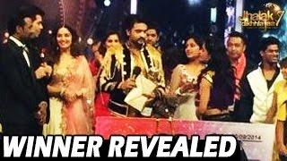 WINNER REVEALED | Jhalak Dikkhla Jaa Season 7 SUPER FINALE - 20th September 2014 FULL EPISODE