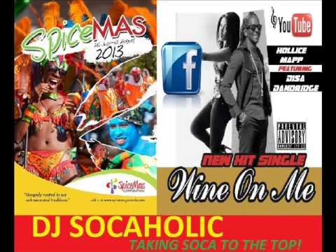 MR KILLA & DISA DANDRIDGE - WINE ON ME - GRENADA SOCA 2013