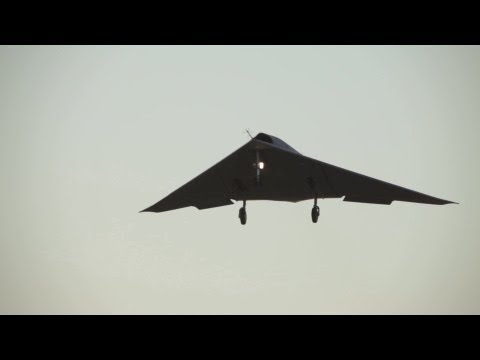 Dassault Aviation - Neuron Unmanned Combat Air Vehicle (UCAV) First Flight [1080p]