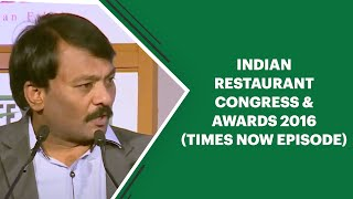 Indian Restaurant Congress   Awards 2016