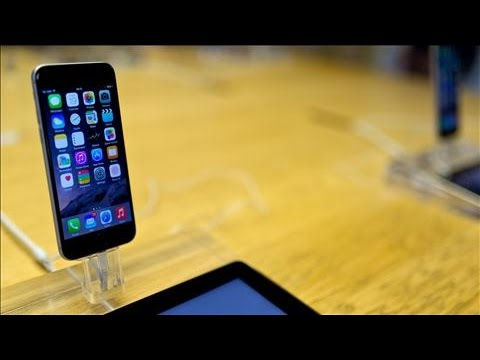 Apple's iPhone 6 Makes London Debut