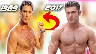 BAYWATCH ➬ from 1989 to 2017 ⏩ TimeLine   🔥🏖⛵️ 🛥🚤 🛳 🌊 🌴🕶