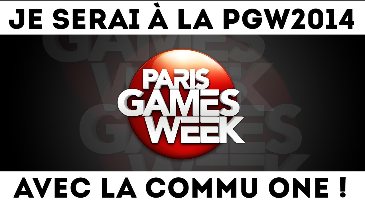 Plan du Paris Games Week Paris Games Week 2014