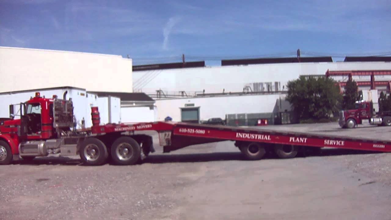 Car Auctions In Pa >> LANDOLL HYDRAULIC TILTING TRAILER - HEAVY EQUIPMENT AUCTION JUNE 26 2014 - YouTube