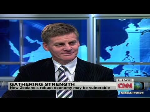 CNN: New Zealand's eye on the economy