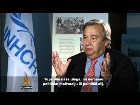 Recite Al Jazeeri: Antonio Guterres - Al Jazeera Balkans