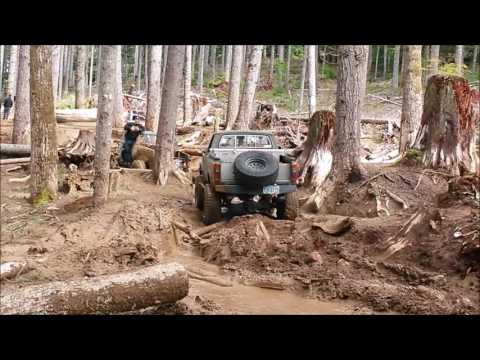 Elbe Hills - Busy Wild Trail - March 2016