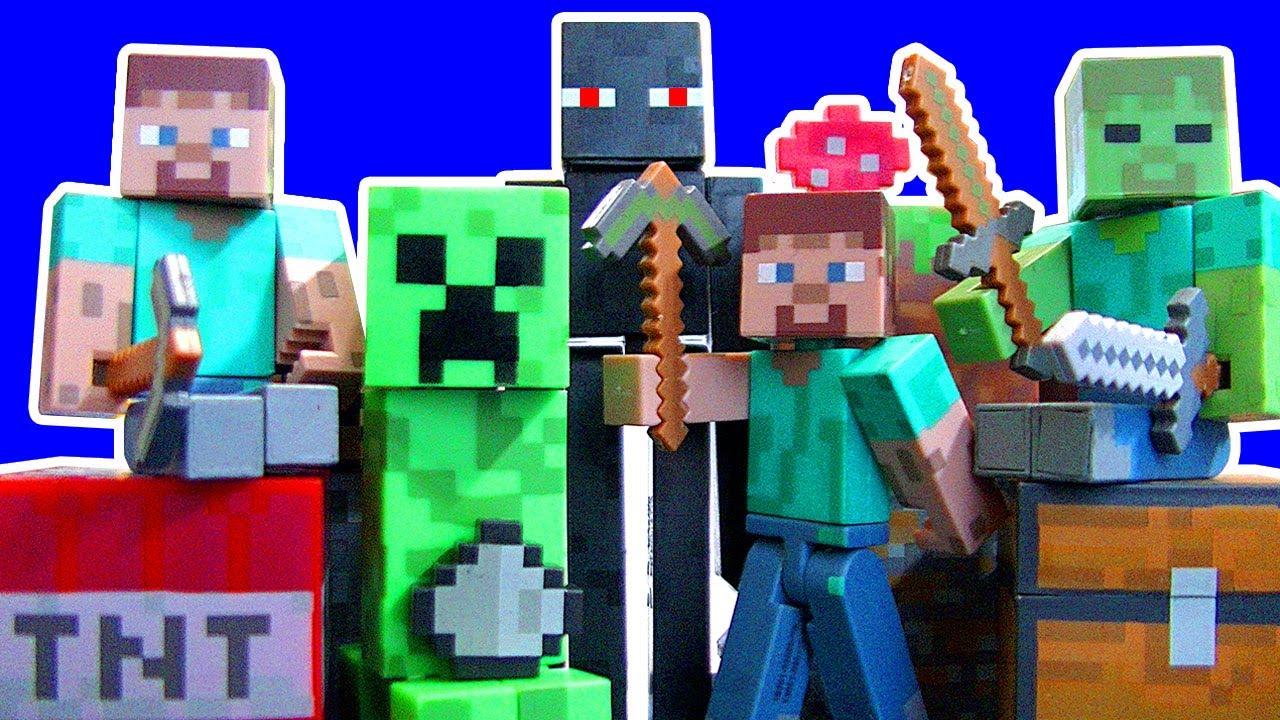 Minecraft Steve Creeper