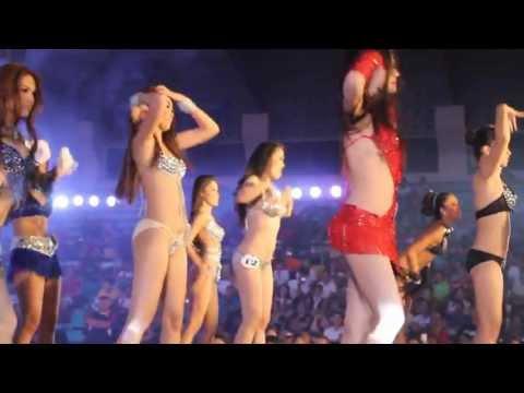 Daragang Magayon 2013 Bikini Open