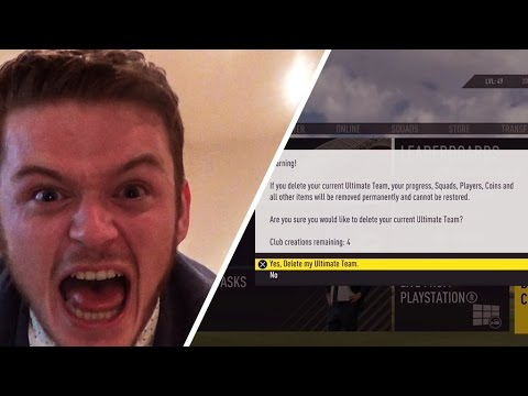 DELETING A YOUTUBERS £2000 CLUB PRANK! - FIFA 17 THE BEST PRANKS EVER!