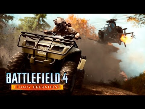 Battlefield 4 Legacy Operations Cinematic Trailer