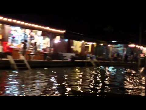 FireFlies trip (firefly) boat trip at Amphawa floating market, Amphawa, Bangkok -2