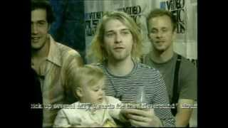 Nirvana - MTV Video Music Awards 1993