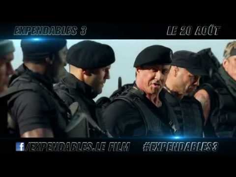 EXPENDABLES 3 Spot TV 2 VF