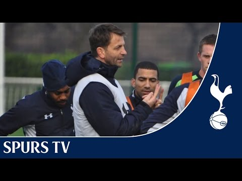 Spurs TV Exclusive | Tim Sherwood on Capitial One Cup Quarter Final