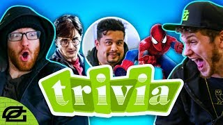 THINK STUPID JOHNNY DEPP | OPTIC TRIVIA MOVIE THEME SONGS