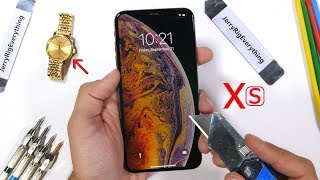 Iphone Xs Max Durability Test How Weak Is The Big Iphone