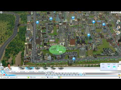 Sim City (2013) Strategy & Tips - Electronics Tutorial Part 5