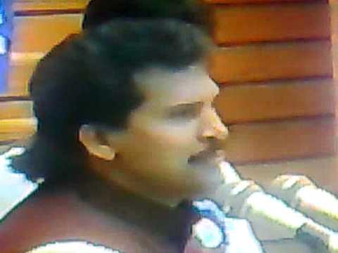 Ghazal & Classical Singer - Nizam Ali Khan ( Aap Aaye Dil Hua...