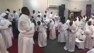 Daniel Band Anniversary 2017( Sermon by Sp Apo Adedoyin Moses- District Chairman)