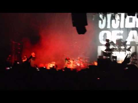 System of a Down – Radio/Video (20/04/2015, Olympisky, Moscow, Russia)