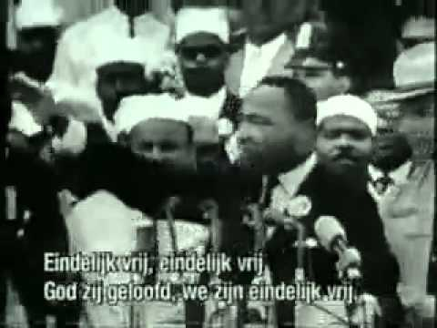 Free at Last- Martin Luther King, Jr
