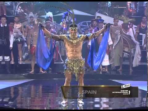 L-Men presents Mister International 2013 Segmen 1