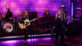 Sheryl Crow & Stevie Nicks Perform 'Redemption Day' - Digital Exclusive