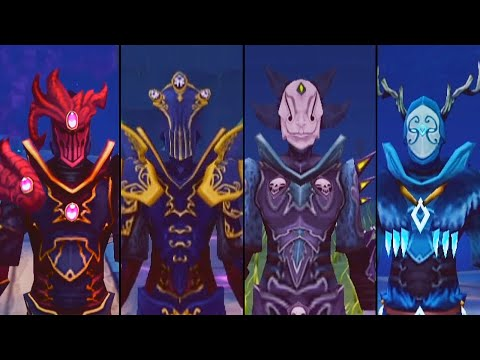 Runescape: New GWD2 Armour and Weapons