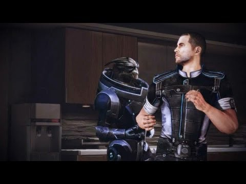 Mass Effect 3 Citadel DLC: Shepard Still Sucks at Dancing