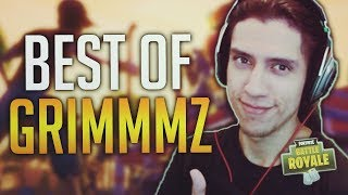Best of Mr.Grimmmz - The Fortnite Battle Royale Rank 1 Player