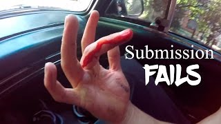 Submission Fails