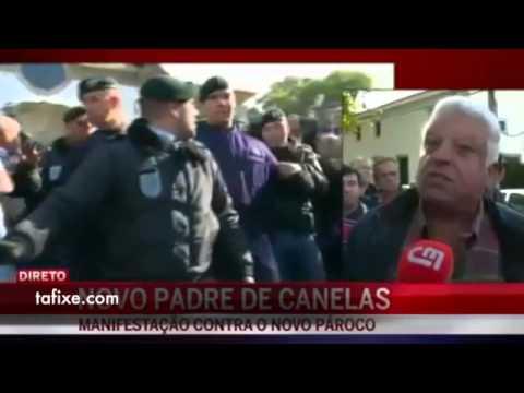O que dizer do novo padre de Canelas?