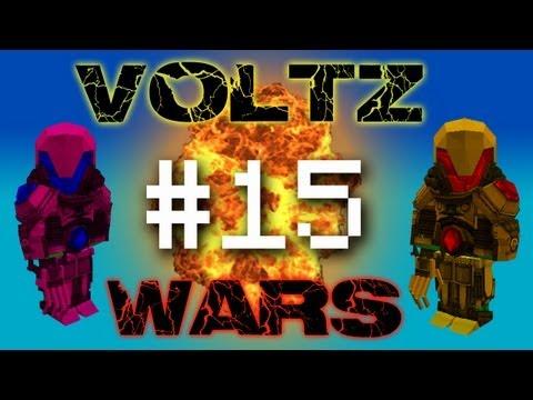 Minecraft Voltz Wars - Fission Reactor! #15