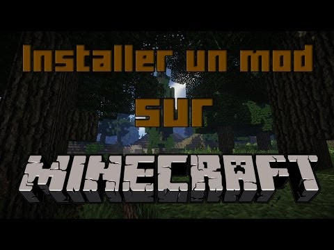 Minecraft 1.7.2 tuto comment installer un mod