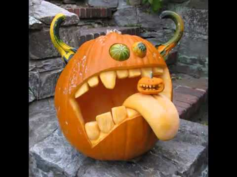 New! Amazing Halloween pumpkin carving ideas collected by 1000GiftIdeas.com