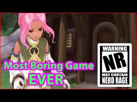 MOST BORING MMORPG EVER - Aura Kingdom Gameplay