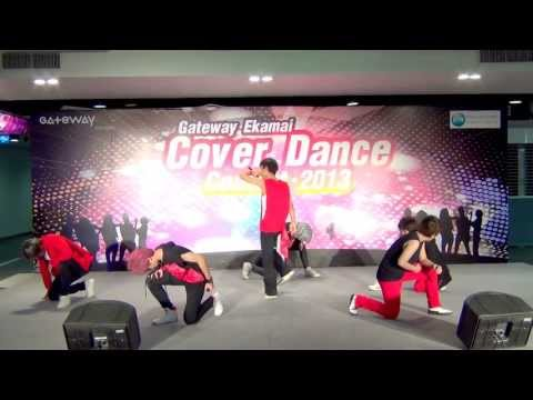 130616 Remorseless cover B.A.P @Gateway Ekamai Cover Dance Contest 2013 (Audition)