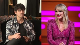 Joe Jonas Reacts to Getting Apology From Taylor Swift 10 Years After Breakup
