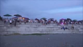 An Evening at Golden Beach, Tainan, Taiwan