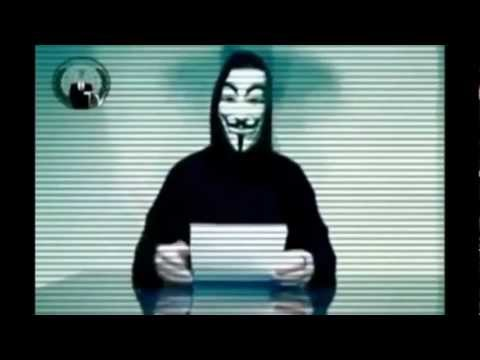 Anonymous Message to UK Government 2013   Expect us