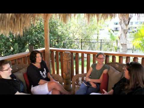Alafair Burke, Erin Mitchell, Jen Forbus & Lisa Unger (Part 2)