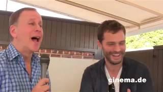Download Lagu Jamie Dornan - Cinema.de Interview Gratis STAFABAND