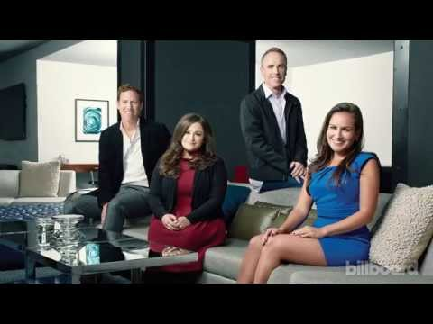 The Billboard Shoot: TV's Music Power Brokers