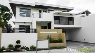 Bf Homes Paranaque 2 Story Modern Asian Home