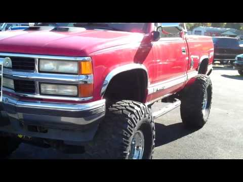 1994 Chevrolet Silverado Lifted